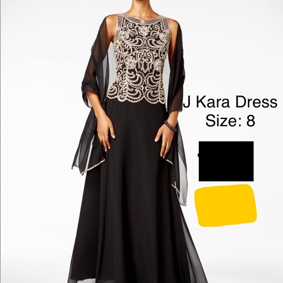 J Kara Dresses | Formal Dress | Poshmark